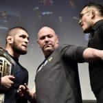 Бой Нурмагомедова и Фергюсона пройдет в другом месте. UFC занят поисками