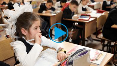 Видеоуроки для школьников начальных классов Кыргызстана
