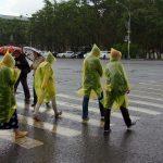 Дожди и грозы, в горах снег — прогноз погоды по Кыргызстану на выходные