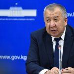 Кубатбек Боронов о борьбе с COVID-19, экономике и ожидаемых послаблениях с 21 мая