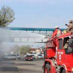 В Бишкеке начнется усиленная дезинфекция с 29 июня, граждан просят быть дома