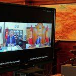 Аэропорты готовы — Жээнбеков и Боронов обсудили открытие границ