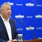Боронов рассказал о подготовке ко второй волне пандемии коронавируса