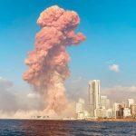 В Бейруте прогремел мощный взрыв