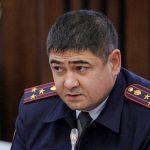 Канат Джумагазиев вернулся на пост главы ГУВД Бишкека