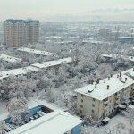 Дожди и снег — прогноз погоды по Кыргызстану на выходные