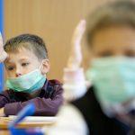 Минздрав: С 1 по 16 ноября коронавирусом заболели 157 детей от 7 до 17 лет