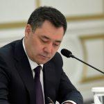 Жапаров считает, что скандальную личность нельзя назначать мэром Бишкека