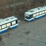 Маршруты троллейбусов №7 и №8 временно изменены