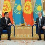 Президенты Кыргызстана и Казахстана приняли совместное заявление — полный текст